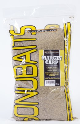 Sonubaits Margin Carp Groundbait 2kg