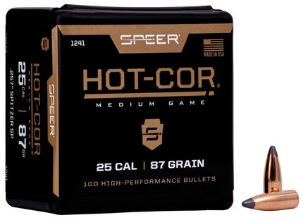 Speer Hot-Cor Bullet Heads