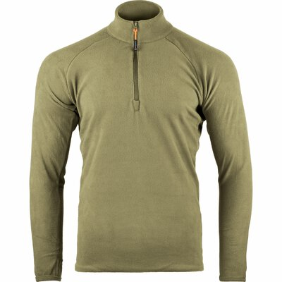 Speero Green Mid-Layer Fleece