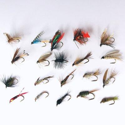 Stillwater 20 x River Flies