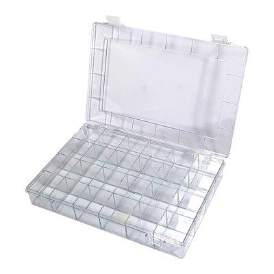 Stillwater 24 Compartment Deluxe Clear Clip Box