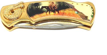 Stillwater 2.5in Cherokee Lockback Knife