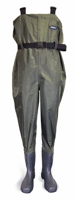 Stillwater Classic PVC Bootfoot Chest Waders