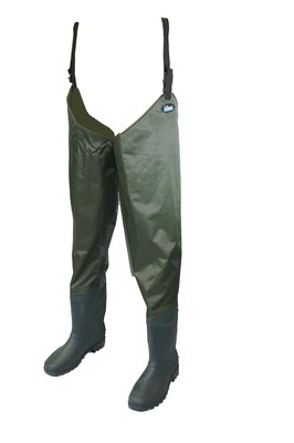 Stillwater Classic PVC Bootfoot Thigh Waders