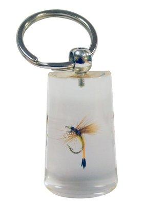 Stillwater Fly keyring