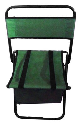 Stillwater Roving Stool With Backrest
