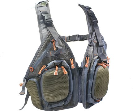 Stillwater Rucksack With Front Vest