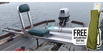 Stillwater Rutland Boat Seat