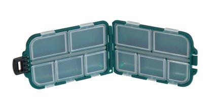 Stillwater 10 Compartment Bit Box Green
