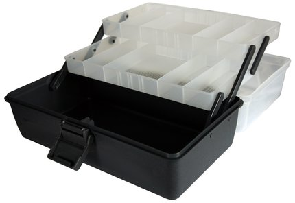 Stillwater 2 Tray Cantilever Tackle Box