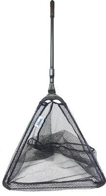 Stillwater Telescopic Triangular Rubbamesh Trout Net