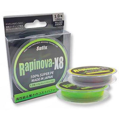 Sufix Rapinova X8 Braid