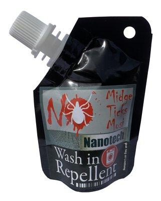 SwedeTeam No Tick Wash-In Insect Repellent 50ml