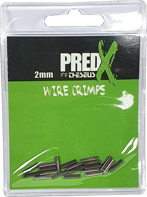Theseus PredX Wire Crimps