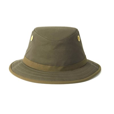 Tilley Outback Wax Cotton Hat