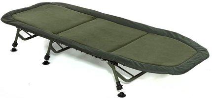 Trakker RLX Flat 6 Leg Bed Chair
