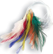 Tronixpro Coloured Feather Rig