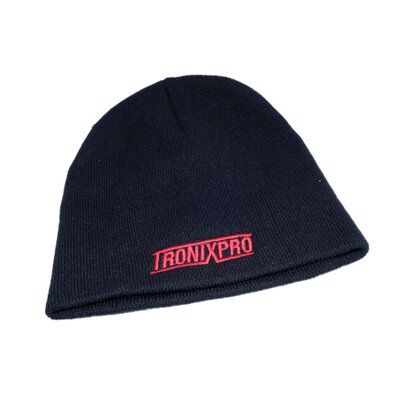 Tronixpro Beanie Black/Red