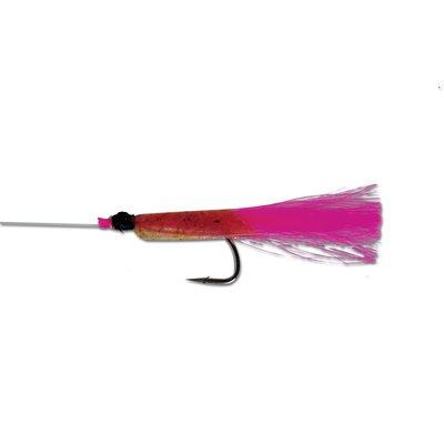 Tronixpro Pink Feathers Size 6