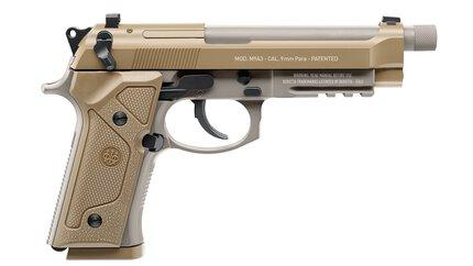 Umarex Beretta M9 A3 Desert Tan 4.5mm BB Blowback Co2 Pistol