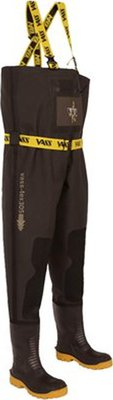 Vass 305 5L Breathable Chest Waders Bootfoot
