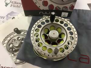 Preloved Vision Rulla 2 #5/7 Trout Fly Reel (Boxed) - Excellent