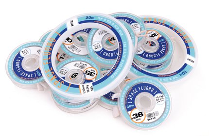 Vision Space Fluoro Tippet