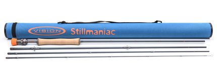 Vision Stillmaniac 4pc Fly Rod