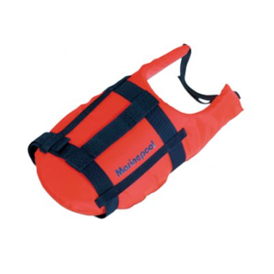 Waveline Dog Life Jacket Orange