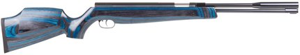 Weihrauch HW97K Blue Laminate Air Rifle