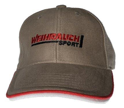 Weihrauch Sports Cap Coffee