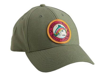 Winston Builder Hat Moss Green