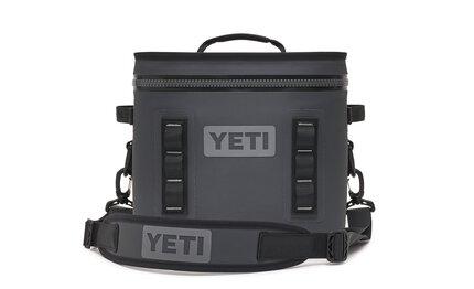 Yeti Hopper Flip 12 Charcoal Soft Cooler