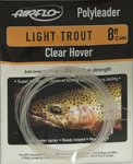 Airflo Polyleader Light Trout 8' Length