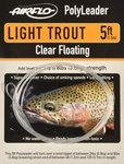 Airflo Polyleader Light Trout 5' Length