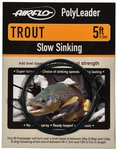 Airflo Polyleader Trout 5' Length