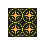 Allen 3in Splash Adhesive Aiming Dots 12 Pack