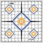 Allen Sight Grid Target 12 Pack