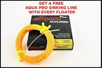 AquaPro Floating Fly Line with FREE Sinking Line!