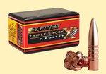 Barnes TSX .308 200 Grain FB Lead Free Bullets