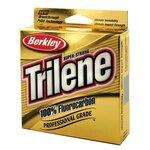 Berkley Trilene 100% Fluorocarbon Leader Clear