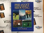 Preloved Book Pheasant Shooting - David Hudson - Used
