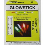 Breakaway Glow Tips with Rod Holder