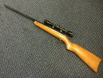 Preloved BSA Meteor MKV .22 Air Rifle (TH Prefix 1979-93) with Scope - Used