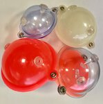 Buldo Eyed Round Bubble Floats