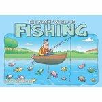 Calendar Wacky World of Fishing A4 Calendar 2021