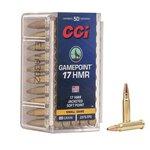 CCI .17 HMR 20 Grain Game Point (50 Box)