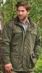 Champion Balmoral Olive Jacket