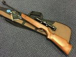Preloved Cometa 300 .22 Air Rifle with Scope and Bag - As New