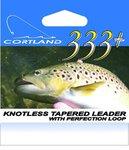 Cortland 333 Leader 9ft 2.5lb/7X